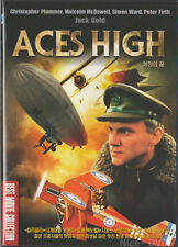 Aces High (1976) DVD, NEW!! Malcolm McDowell, Christopher Plummer