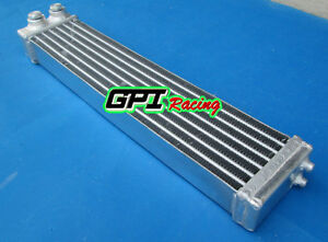 aluminum oil cooler  for mazda RX2 RX3 RX4 RX7 S1 S2 oilcooler,NEW