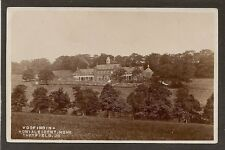 Real-Photo Postcard: Woofindin Convalescent Home - Sheffield, South Yorkshire