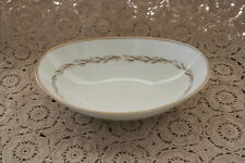 "VINTAGE NORITAKE ""LAUREL"" #5903, OVAL VEGETABLE DISH - EXCELLENT CONDITION"