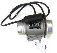 Vibrationsmotor /Unwuchtmotor 230 Volt VY 60  Zentrifugalkraft:59 kg (FC 597 N)