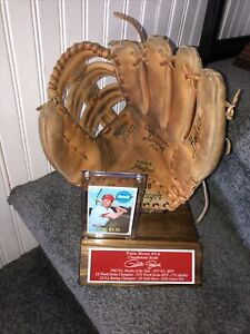 Pete Rose Cincinnati Reds Vintage Baseball Glove