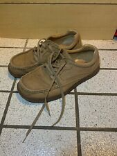 Clarks Suede Shoes UK8