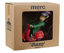 MERC LONDON JIMMY ON SCOOTER IN BOX LIMITED COLLECTORS ITEM STYLE JIMMY SERIES 4