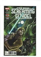 Star Wars Screaming Citadel #1 NM- 9.2 Marvel Comics Luke Skywalker & Dr. Aphra