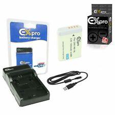 Reino Unido Batería Para Nikon 1 J2 En-el20 7.4 v Rohs