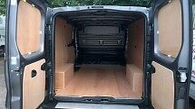 Renault Trafic LWB Ply Lining Kit 2014 onwards NEW SHAPE Low Roof