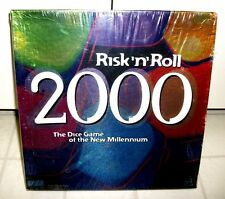 NEW/SEALED Risk 'n' Roll 2000 - The Dice Game of the Millennium 1999