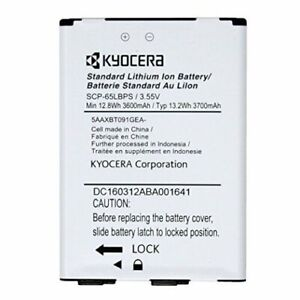 OEM Battery for Kyocera DuraForce-XD / E6790 (3700 mAh) –SCP-65LBPS/5AAXBT091GEA