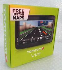 "TomTom Via 135 M Europe Traffic incl. Free Lifetime Maps 5"" Screen"