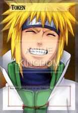 YUGIOH Sexy Anime Orica Token cool Anime Naruto Hokage Namikaze Minato  # 530