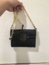 Tory Burch women's 18169266 Black Leather amanda chain wallet  Cross Body Bag