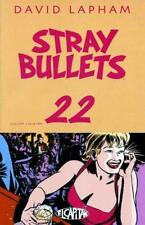 Stray Bullets #22, NM 9.4, 1st Print, 2000 Flat Rate Shipping-Use Cart