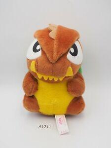 """GAMERA A1711 Godzilla Monster Kaiju Banpresto 6"""" Plush 1992 Toy Doll Japan"""
