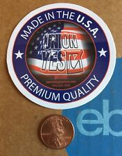 Union Yes Made in the USA Premium Quality Labor Hard Hat Sticker Decal Flag