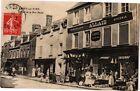 CPA Tessy-sur-Vire- Entrée de la Rue Basse (209492)