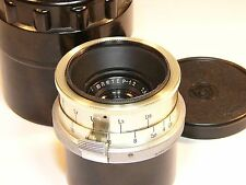 Jupiter-12 2.8/35mm #6500024 Lens for Kiev/Contax RF mount.Excellent condition