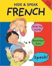NEW - Hide & Speak French (Hide & Speak (Barrons))