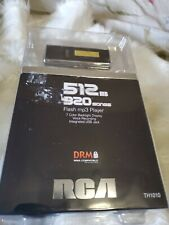RCA USB MP3 Player 512mb 320 Song Flash TH1010 Voice Recording