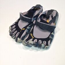 Vibram Five Finger Mens KSO Shoes Size 42 Gray Barefoot Running