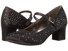 Kenneth Cole Reaction Black Dress Shoes Older Girls Size 4 1/2
