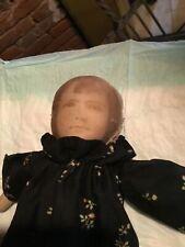 "Very Rare Early, ""Babyland Rag ? "" orig. cloth doll"