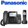 Panasonic KX-TGF380M Link2Cell Bluetooth Corded Cordless Phone Answering Machine