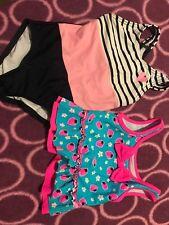 Target & Babies R Us Baby Girls Swimming Costume Sz 0-1