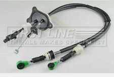 Gear Change Cable fits FIAT DOBLO 263 1.3D 2010 on Firstline 55253230 Quality