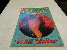 David Cassidy #7 (Nov 1972, Charlton)