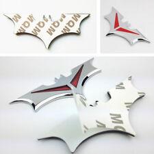3D Metall AutoBat Dekoration Aufkleber Batman Logo Abzeichen Emblem Aufkleber
