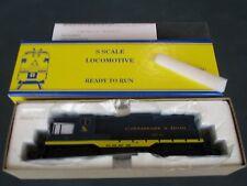 American Models C&O GP-9/18 diesel  (4/18)