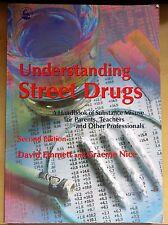 Understanding Street Drugs  A Handbook of substance misuse for parents Teachers