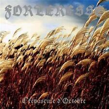 Forteresse - Crepuscule d'Octobre CD 2011 black metal Canada