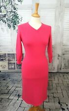 DENNER Bubblegum pink pure Cashmere jumper dress size S/M