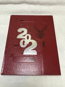 Vtg 2002 Yearbook Heyworth High School Hornets Annual IL Illinois