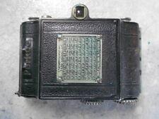 VINTAGE Early VOIGTLANDER PERKEO Camera Folding Skopar Lens for Parts / Restore