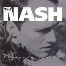 Ted Nash - European Quartet [New CD] France - Import