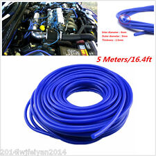 4mm Silicone Vacuum Tube Hose Silicon Tubing 16.4ft 5M for Car Cooling System