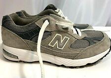 2004 New Balance 991 Men's 6M Running Shoe KJ991GRG Grey Suede