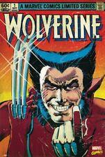 "Wolverine Comic Poster LMT. EDIT. PRINT 24"" x 36"""