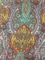 Stunning Vintage Retro Psychedelic   Fabric 1.94 metres long x 90 cm wide
