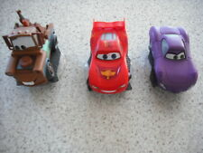 DISNEY INFINITY CARS MOVIE CHARACTERS MATER LIGHTNING MCQUEEN HOLLEY SHIFTWELL