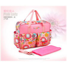 Baby Diaper Bag Mummy Changing Bag Baby Nappy Bag Multifunction Waterproof Cute