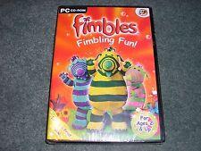 FIMBLES: Fimbling Fun PC Windows PC CD ROM Nuevo Sellado £ 2.25 comprar ahora Gratis Reino Unido P&p