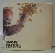 """Snow Patrol - Don't Give In 10"""" RSD 2018 SEALED"""