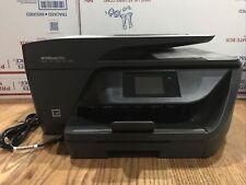 HP OfficeJet 6962 T0G25A Color Printer No USB Cord