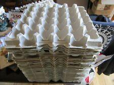 30 Pcs Egg Cartons Paper Trays Flats Hatching 30 Ct Eggs Crafts