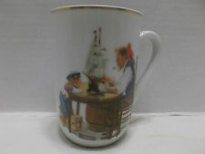 Norman Rockwell Museum Incorporated For A Good Boy  Coffee Or Tea Mug 1982!