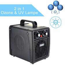 Profi Ozongenerator UV Lampe Sterilisator O3 Ozongerät Ozonisator Luftreiniger